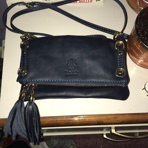 Italian Leather Crossbody/Purse/Clutch
